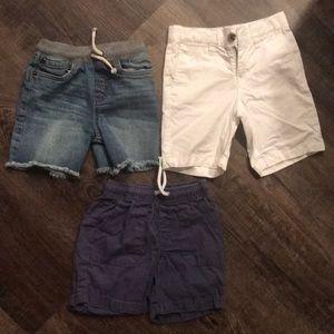 Lot of (3) size 3T boys shorts
